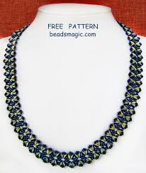 beads necklace designs images Necklace patterns beads magic part 2 jpg