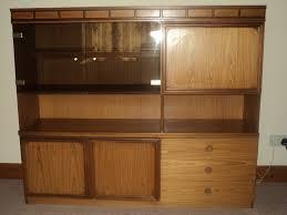 44 years old g plan teak display unit retro vintage 1973 44 years old very