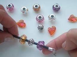 charms bead bracelet images How to make a swarovski crystal bracelet the bench jpg