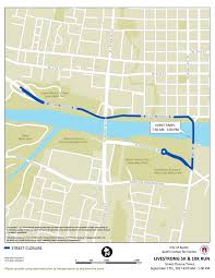 Map Of Downtown Austin by Weekend Street Closures Livestrong 5k And 10k Curbed Austin