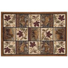 tayse rugs nature beige 2 ft x 3 ft accent rug ntr6610 2x3 the