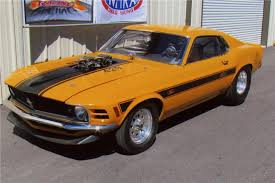 mustang mach 1 1970 1970 ford mustang mach 1 fastback 102134