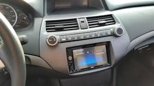 2008 honda accord dash kit scosche dash kit installed drive accord honda forums