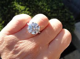 diamond jewelry rings images Engagement rings gia brand new 6 03 platinum diamond ring with jpg