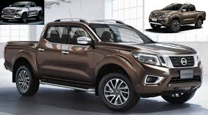 Argentina Will Produce The Renault Alaskan Nissan Frontier And