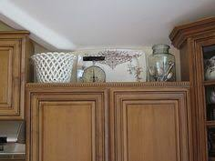 Decorations For Above Kitchen Cabinets Above Cabinet Decor I Want To Make That Cute Coffee Sign For The