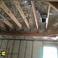 open cell spray foam slidell attic sunlight contractors insulation