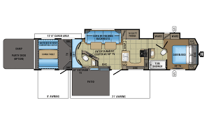 2017 jayco seismic 4113 model floor plan