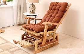 Bamboo Rocking Chair Indoor Rocking Chair Indoor Rocking Chair Pads U2013 Motilee Com