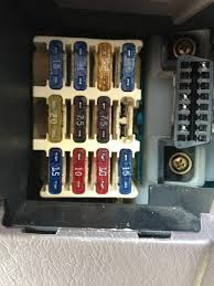 lexus es330 gas octane lexus es300 ive change the large 4 prong fuse located on