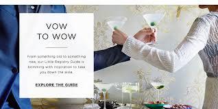 bloomingdale bridal gift registry wedding registry gift registry at bloomingdale s