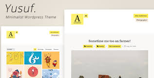 30 best minimalist wordpress themes for anyone who wants to keep