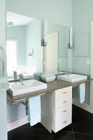 Bathroom Cabinet With Towel Rack Any Kinds Of Towel Rack For Sink U2013 Decohoms