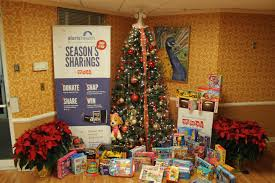 alaris health member centers celebrate 2nd annual toys for tots drive
