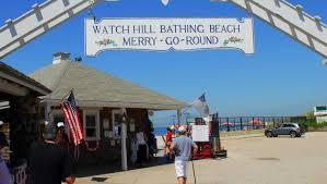 Rhode Island travel watch images Watch hill beach jpg