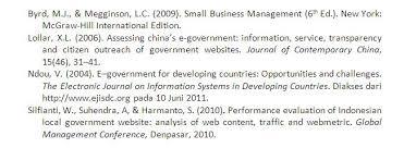 panduan penulisan daftar pustaka dari jurnal sitasi dan referensi oleh budi hermana kompasiana com