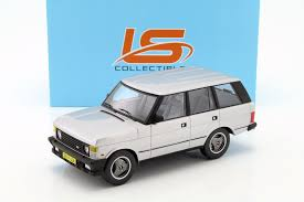 land rover green dtw corporation rakuten global market ls collectibles 1 18 1986