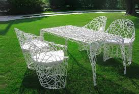 simple 50 garden furniture white metal design inspiration of
