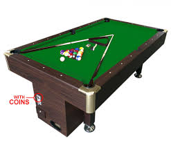 What Is The Standard Size Of A Pool Table Professional Size Pool Table Table Designs
