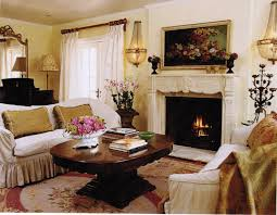 French Country Living Room Ideas Family Roomswhite Curtains - Country family rooms