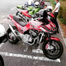 円城 ライダー バイク乗り カワサキ ニンジャ gpz 900r 何度か紹介