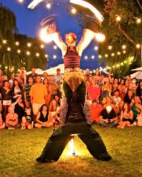 luau themed party ideas hawaiian dancers with fire for your luau