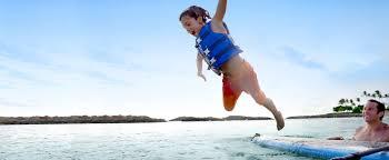 snorkel gear rental aulani hawaii resort u0026 spa