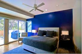 bedroom blue accent walls blue accent wall in kitchen blue accent