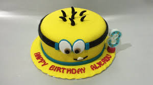 minions cake minion cake fondant how to make easy birthday cake