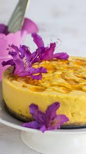 mango cheesecake recipe tastemade