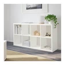 Ikea Shelving Units by Flysta Regał Biały Shelves Apartments And Office Nook