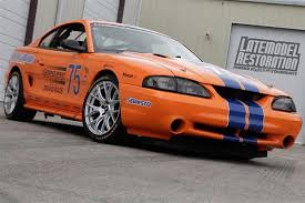 late model restoration mustang how much does a coyote cost lmr com