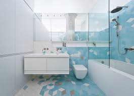turquoise tile bathroom 20 bathrooms with transformative tiles dwell