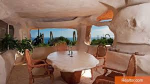 dick clark flintstone house photos dick clark s malibu house right out of flintstones for sale youtube
