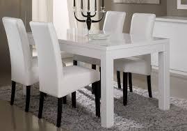 table de cuisine blanche avec rallonge table salle a manger blanc laque digpres avec deco cuisine pour