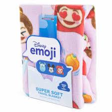 disney princess emoji fleece blanket 50in x 40in five below