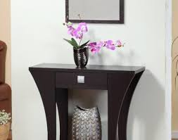 Mirrored Entry Table Table Beautiful Console Tables Beautiful Black Mirrored Console