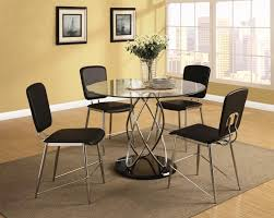 stylish contemporary glass dining table designs u2014 contemporary
