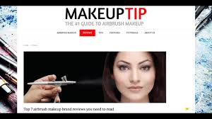1 guide to the best airbrush makeup kit youtube