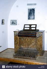 joseph haydn the chamber organ used by the austrian composer at