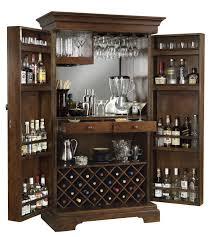 dining room interesting wine cabinet storage design with dark