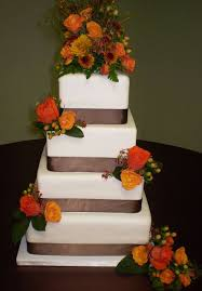 cheap wedding ideas for fall autumn wedding cake ideas budget