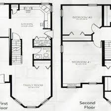 two bedroom two bathroom house plans 3 bedroom 2 home floor plans basement bedrooms three