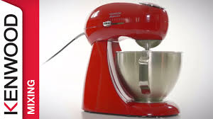 Kitchen Stand Mixer by Kenwood Patissier Stand Mixer Introduction Youtube