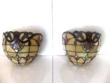 Wireless Wall Sconce With Remote Tiffany Style Wall Sconce Ebay