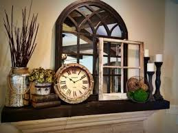 mantle decor ideas for decorating above a fireplace mantel pic photo images of