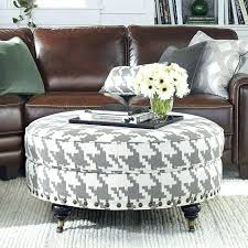 Storage Stools Ottomans Table Low Ottoman Bench Gray Storage Stool Tufted Coffee Table