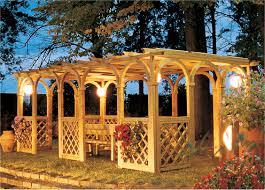 gazebo da giardino in legno prezzi gazebo provenzale antico f lli aquilani arredo giardino