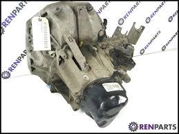 renault laguna ii 00 07 1 8 16v 5 speed manual gearbox jr5012 jr5