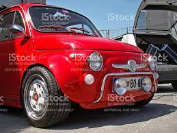 old fiat fiat 500 tuning car stock photo istock